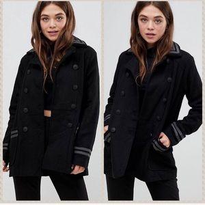 Final PRICE ✂️NWT ASOS military coat ($138) puffer